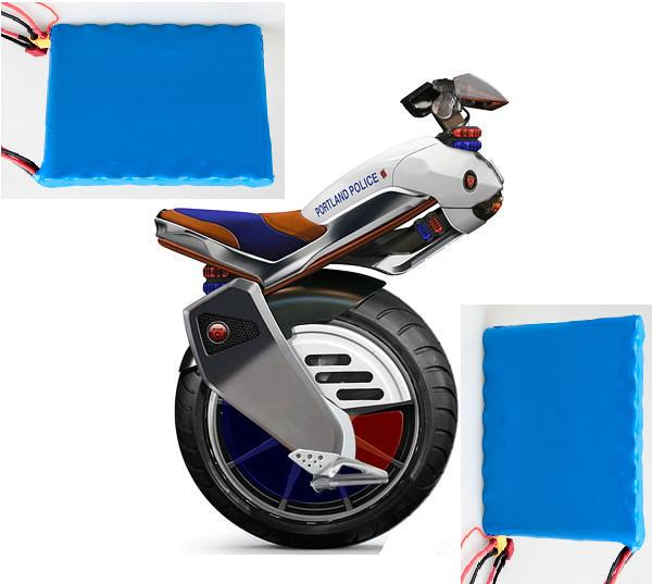 Одноколесный скутер своими руками 94